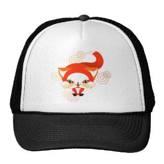 Foo the fox trucker hats