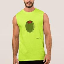 Food 186 sleeveless shirt