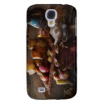 Food - A tribute to Rembrandt - Apples and Rolls Galaxy S4 Cases