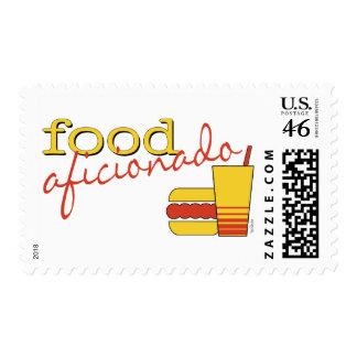 Food Afcionado Stamps