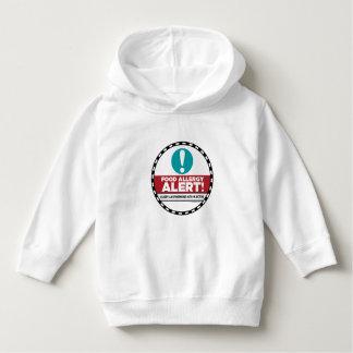 Food Allergy Alert sweatshirt