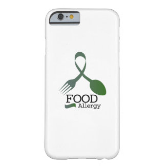 Food Allergy Allergies Awareness Barely There iPhone 6 Case