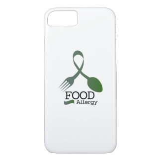 Food Allergy Allergies Awareness iPhone 8/7 Case