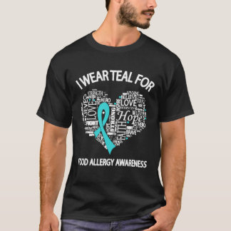 Food Allergy Awareness T-Shirt