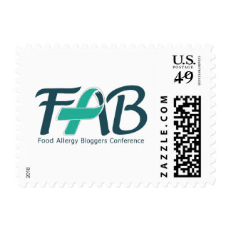 Food Allergy Bloggers Conference Stamps