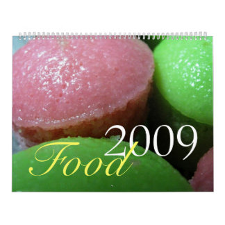 Food Alore Calendar 2009
