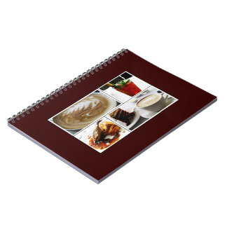 Food and Drink Notebook