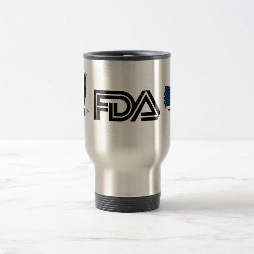 Food and Drug Administration Coffee Mug