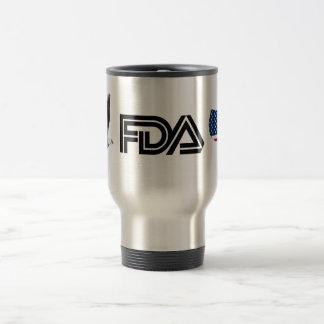 Food and Drug Administration Travel Mug