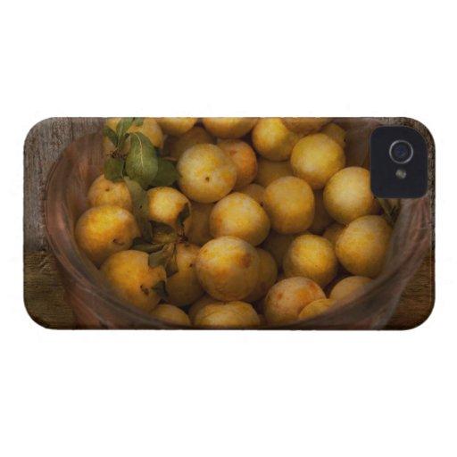 Food - Apples - Golden apples Case-Mate Blackberry Case