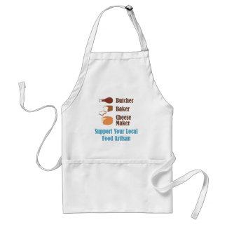 Food Artisan Aprons