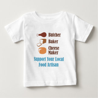 Food Artisan Baby T-Shirt