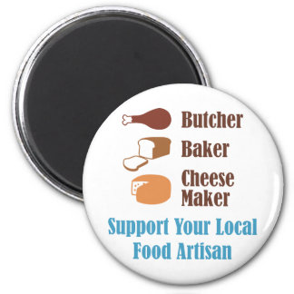 Food Artisan Magnet