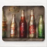 Food - Beverage - Favorite soda Mouse Pad