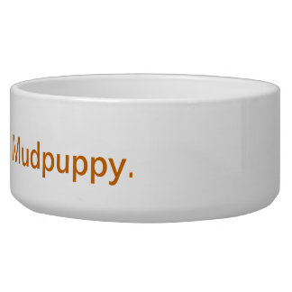 Food Bowl for Mudpups