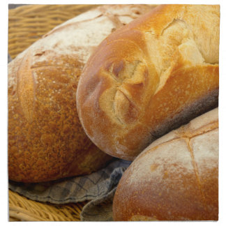 Food - Bread - Just loafing around Cloth Napkin