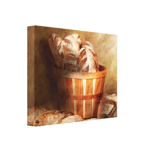 Food - Bread - Your daily bread Canvas Print