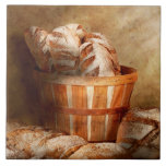 Food - Bread - Your daily bread Ceramic Tiles