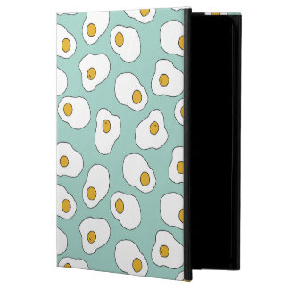 Food Breakfast Fried Eggs Mint / Andrea Lauren Cover For iPad Air