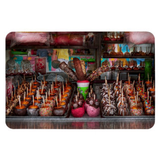 Food - Candy - Chocolate covered everything Rectangular Photo Magnet