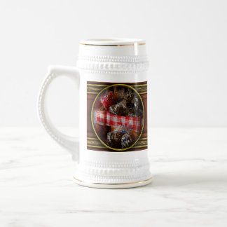 Food - Candy - Licorice Bites Beer Stein