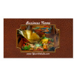 Food - Candy - One scoop of candy please Business Card Template