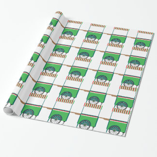 wrapping paper cart Wrap up your gifts with golf cart wrapping paper from zazzle great for all occasions choose from thousands of designs or create your own.