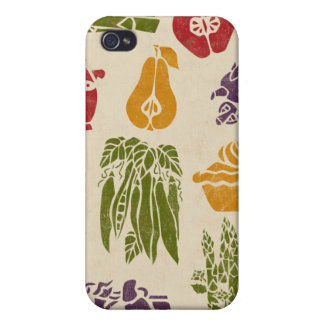 Food Celebration  iPhone 4 Cover