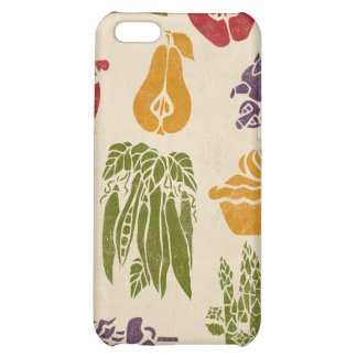 Food Celebration  Cover For iPhone 5C