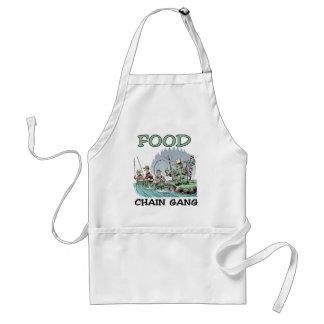 Food Chain Gang Adult Apron