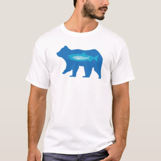 Food Chain (North Pole) T-Shirt