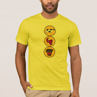 Food Chain Tee. T-Shirt