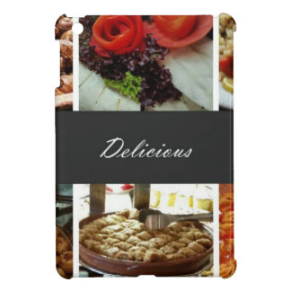 Food Collage iPad Mini Covers