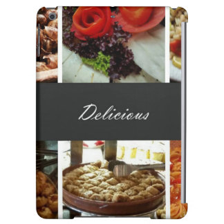 Food Collage Cover For iPad Air