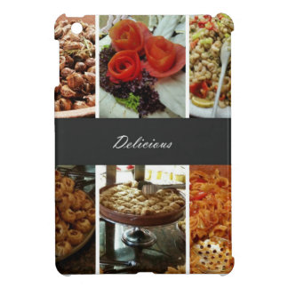 Food Collage Cover For The iPad Mini