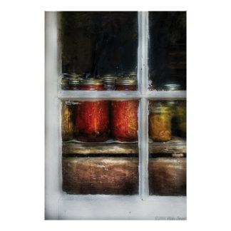 Food - Country Preserves Poster