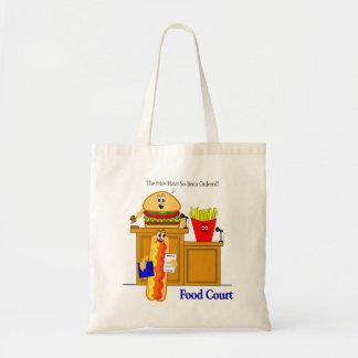 Food Court Tote Bag