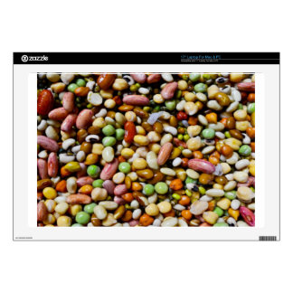 FOOD Craft Junkies :  Exotic Beans Spectrum Skins For Laptops