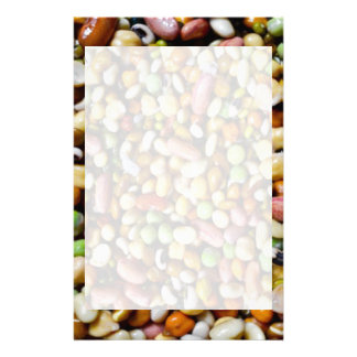 FOOD Craft Junkies :  Exotic Beans Spectrum Stationery