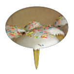 Food Desserts Sweets Cake Candy Sprinkles Colorful Cake Toppers