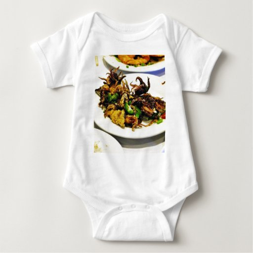 Food Dim Sum Squid Tee Shirt