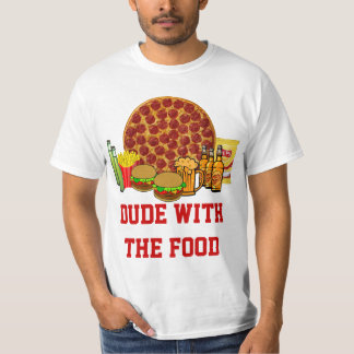 Food Dude T-Shirt