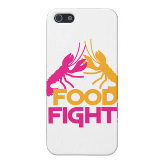 food fight! lobsters crayfish iPhone SE/5/5s case