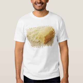 Food, Food And Drink, Cheese, Parmesan, Grated, Tee Shirt