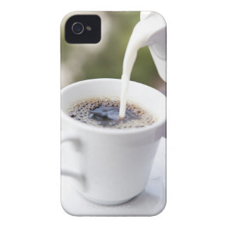 Food, Food And Drink, Coffee, Cream, Creamer, Case-Mate iPhone 4 Case
