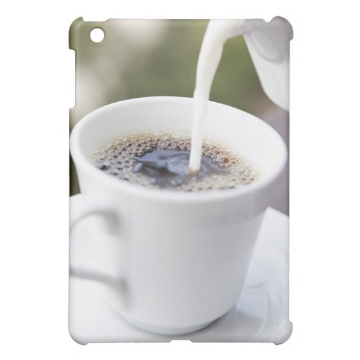 Food, Food And Drink, Coffee, Cream, Creamer, Cover For The iPad Mini