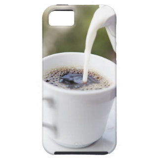 Food, Food And Drink, Coffee, Cream, Creamer, iPhone SE/5/5s Case