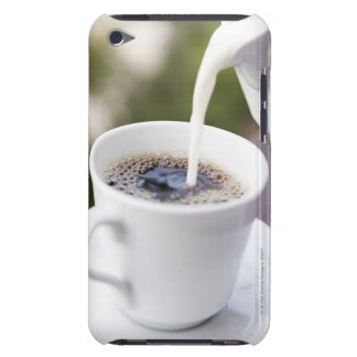 Food, Food And Drink, Coffee, Cream, Creamer, iPod Touch Case