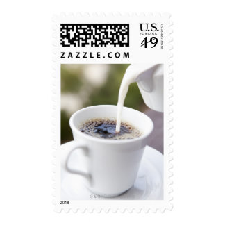 Food, Food And Drink, Coffee, Cream, Creamer, Postage Stamps