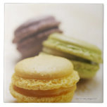 Food, Food And Drink, Dessert, Cookie, French, Ceramic Tile